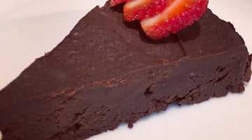Rich Flourless Chocolate Cake
