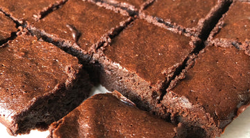 Flourless Fudgy Brownies
