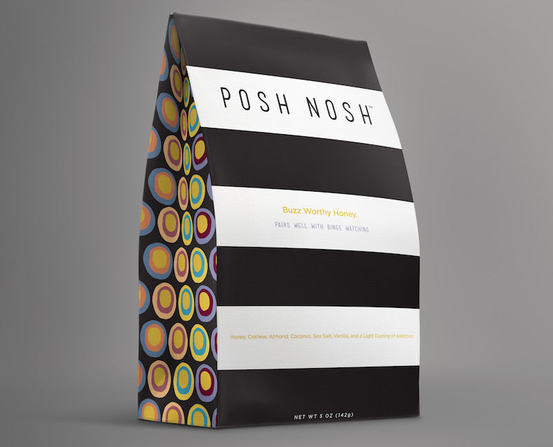 """Buzz Worthy Honey"" Posh Nosh"