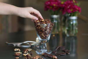 Chocolate Walnut What?! Posh Nosh