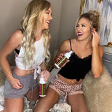 Twin Pack: 8 oz. Dark Chocolate Sunless Tanning Mousse (2 bottles)