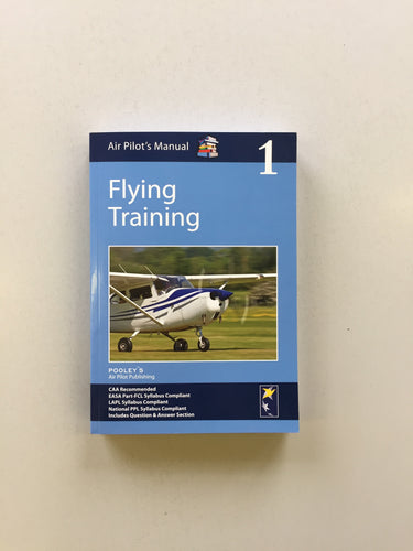 Air Pilots Manual. Book 1 Flight Training