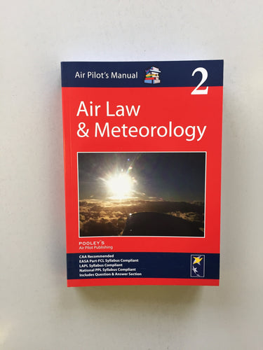 Air Pilots Manual. Book 2 Air law and Meteorology.