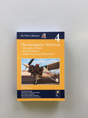 Air Pilots Manual. Book4 Aeroplane Technical