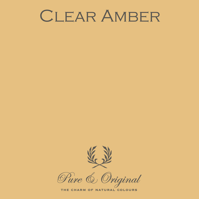 Clear Amber