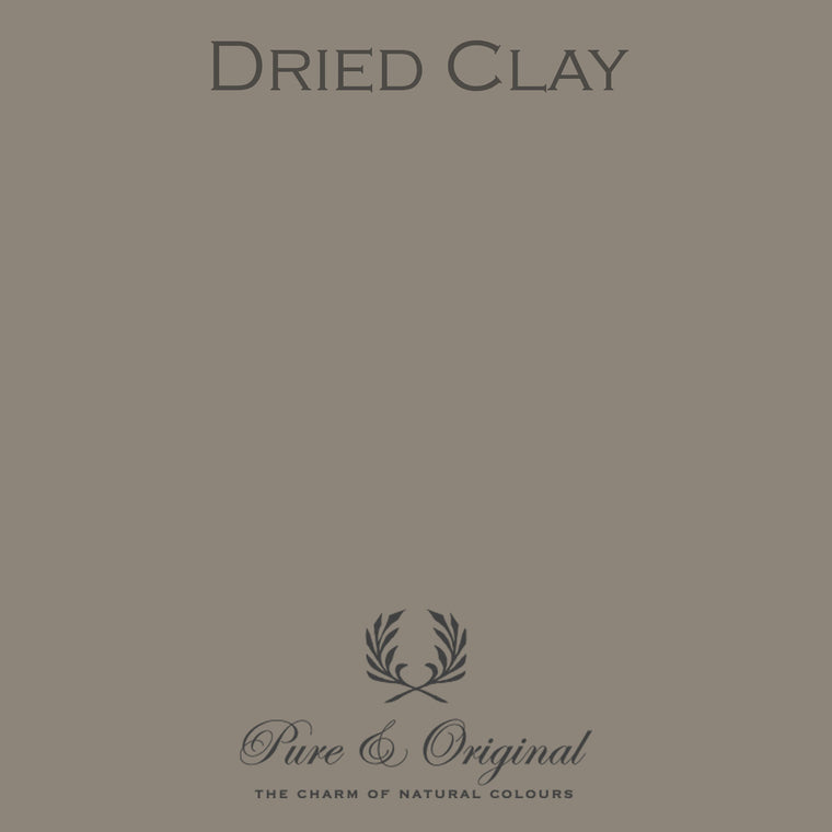 Dried Clay