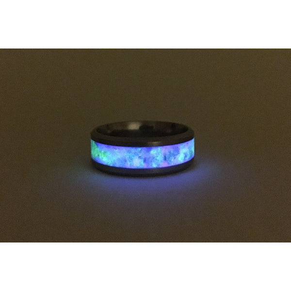 Mixed Stone with Glow Inlay