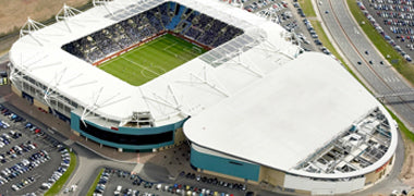 Parking at Ricoh