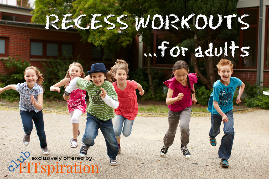 THE RECESS WORKOUT SERIES