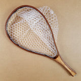Cherry and Walnut Landing Net