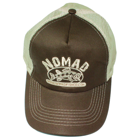 Nomad Adjustable Mesh Hat