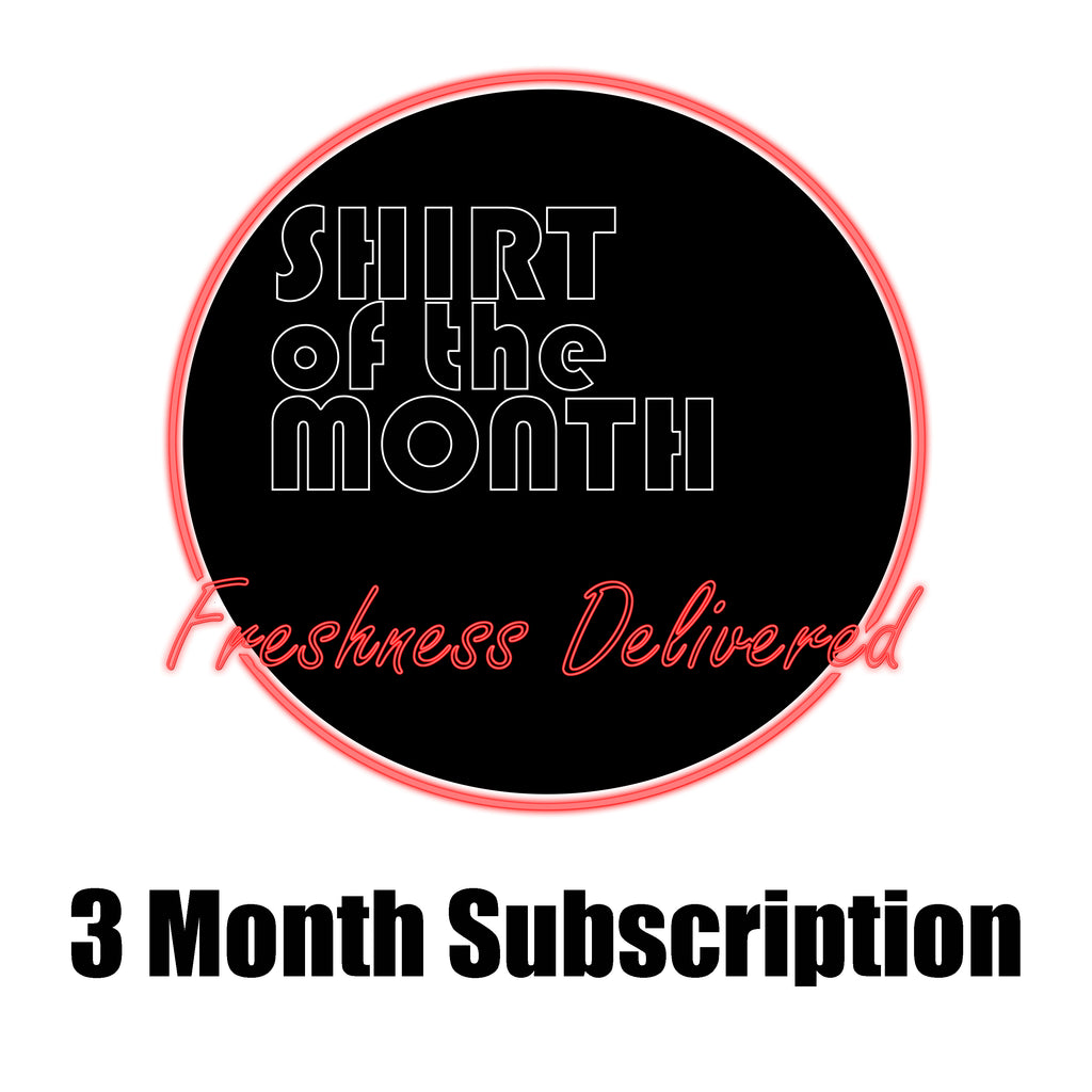 SOTM Subscription | 3 Months