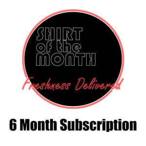 SOTM Subscription | 6 Months