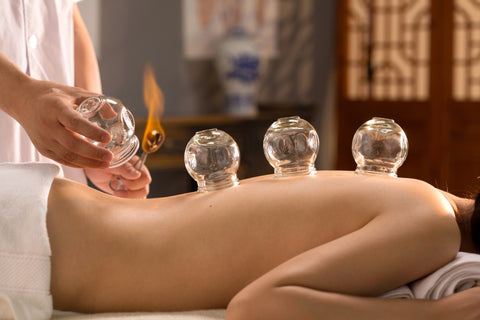 $19-One Cupping Session