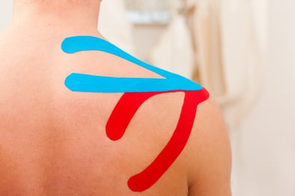 Three Kinesio Taping Sessions