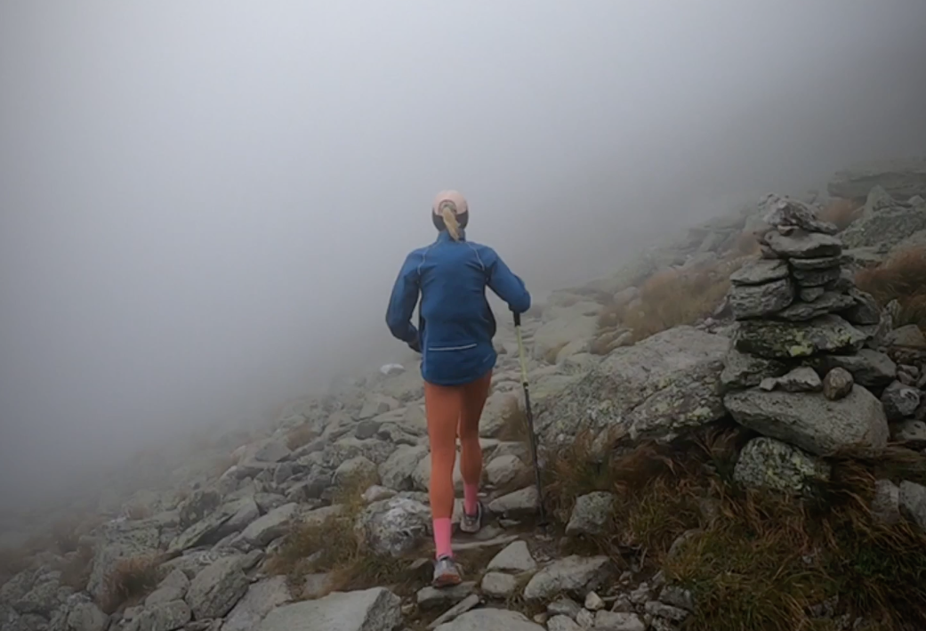 Among the Clouds on the Appalachian Trail - Part II