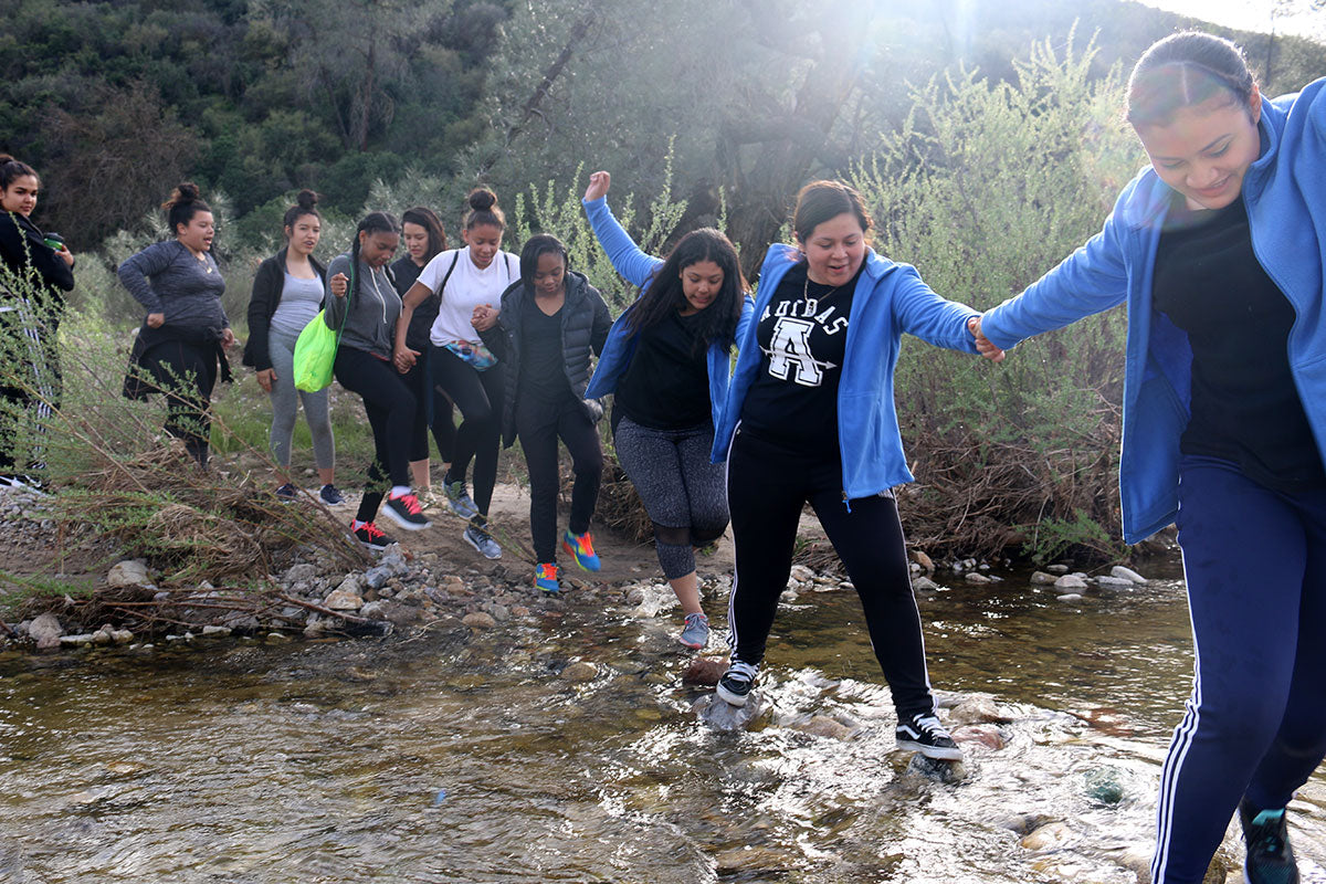 Youth Programing Outdoors Empowered Network