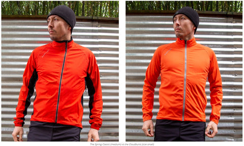 Bermstyle reviews the Cloudburst Jacket