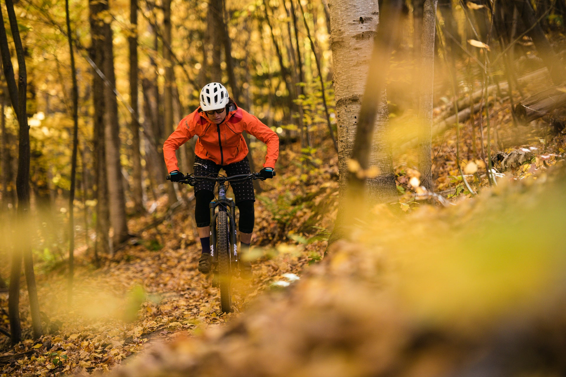 Bike Magazine Reviews the IMBA Jacket