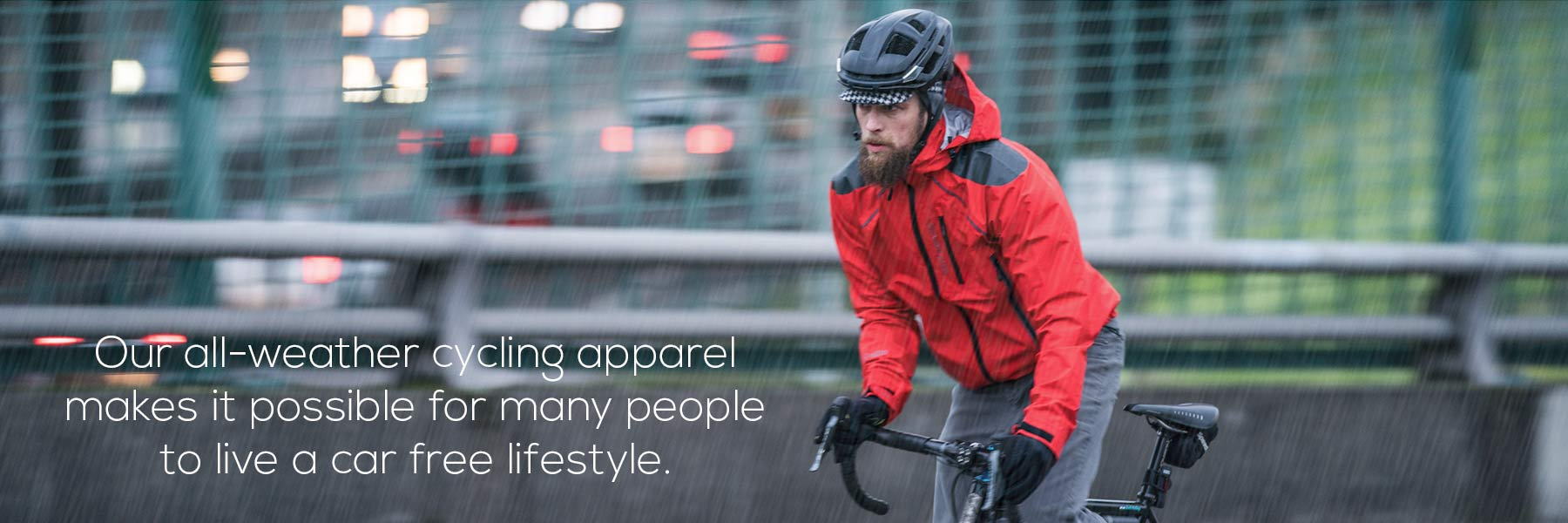It's possible to live car-free with the right gear