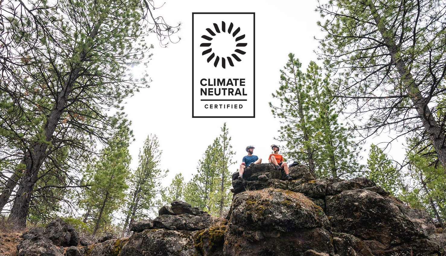Showers Pass is Climate Neutral Certified 2021