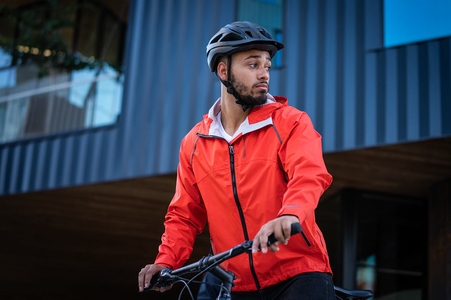 Men's Syncline CC Jacket - with sustainable clean color dyes