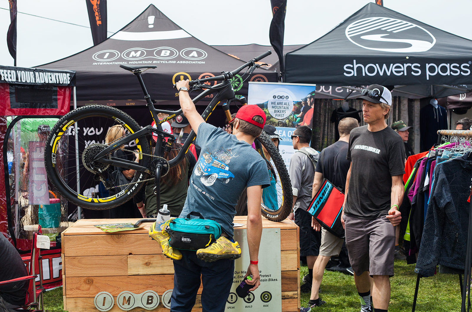 IMBA is raffling off a sweet Niner bike