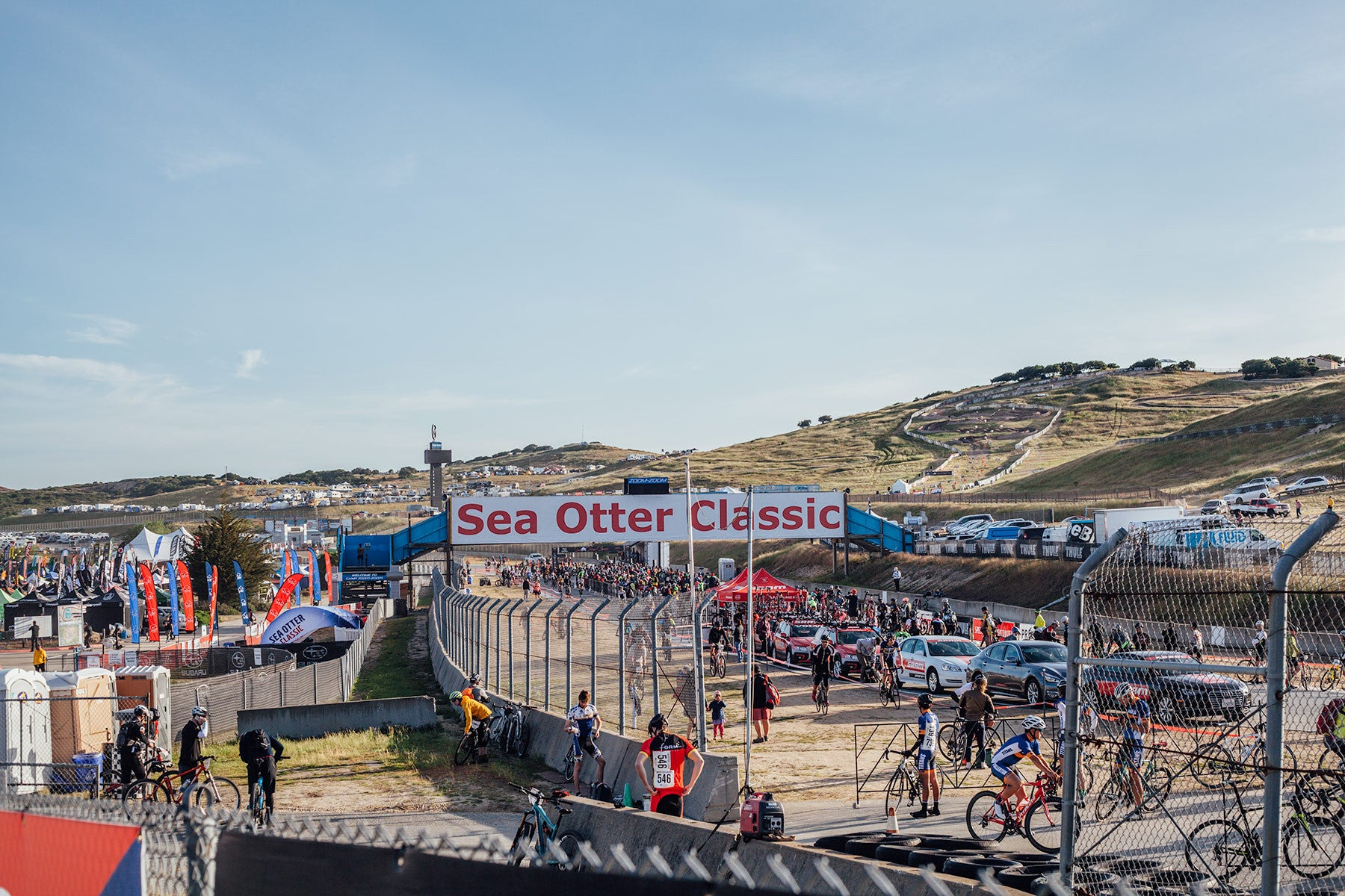 Day 1 of the Sea Otter Classic