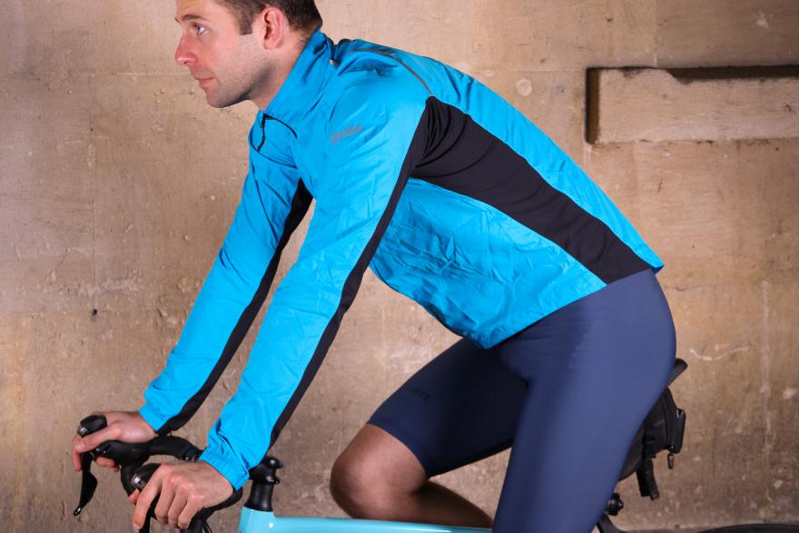 Showers Pass Ultralight Wind Jacket - reviewed by roadcc