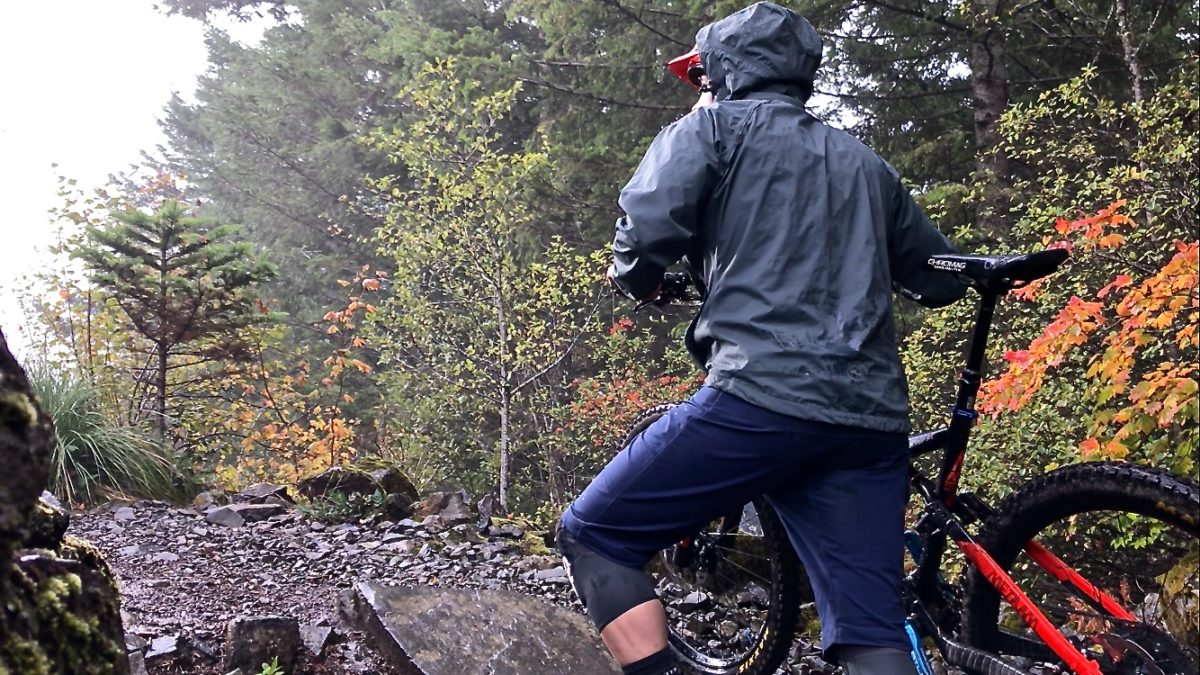 Singletracks reviews the Showers Pass IMBA Jacket