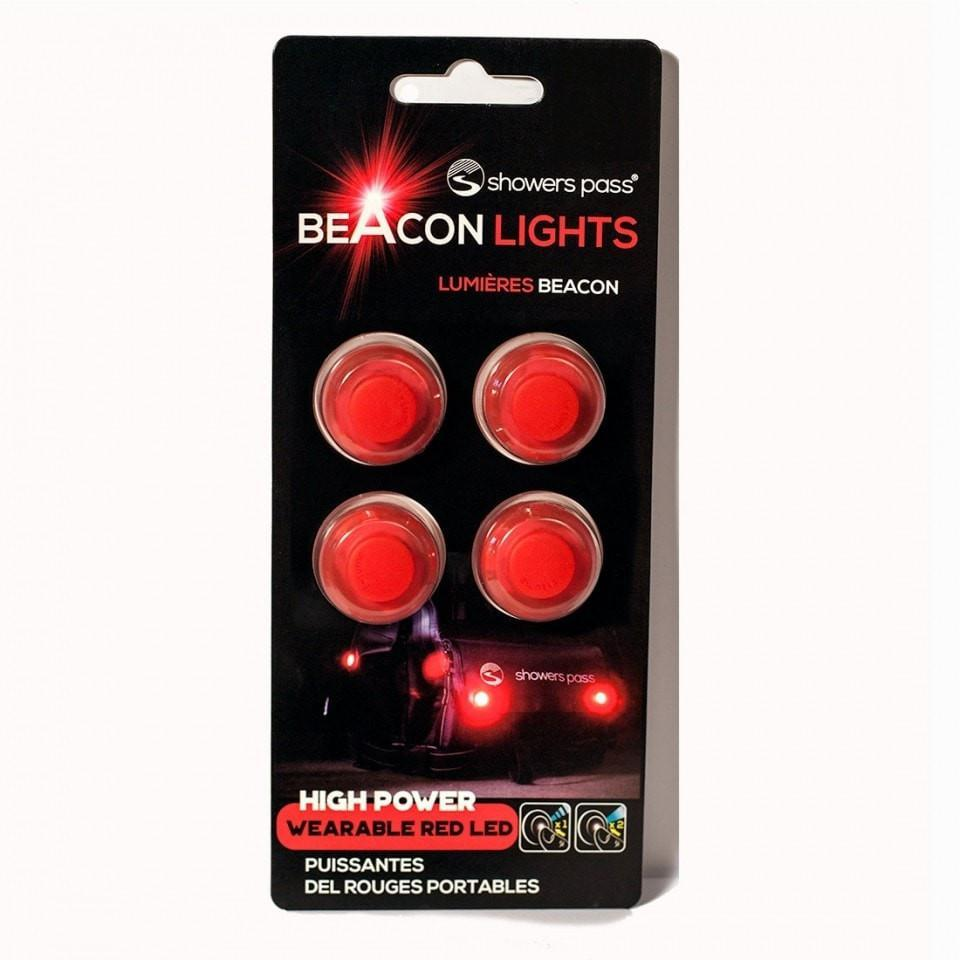 Beacon Lights Red LED 4-Pack
