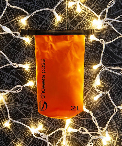 Recycled Waterproof Dry Bag 2L