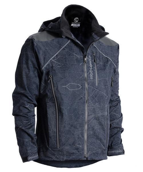 odyssey men s cycling rain jacket sp