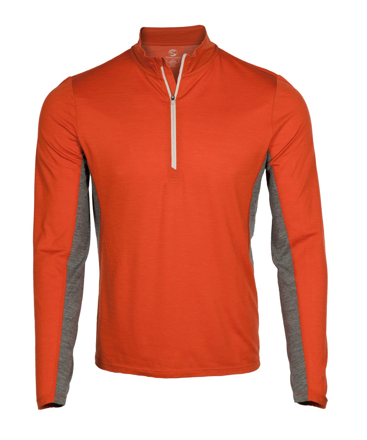 6dab8244 Men's Ridgeline Half-Zip LS Shirt | Showers Pass