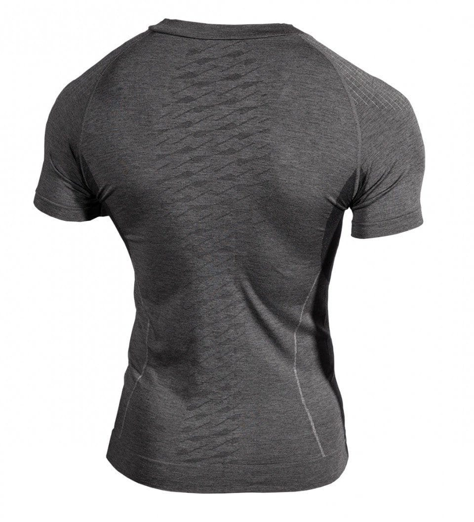 Men's Short Sleeve Body-Mapped Baselayer