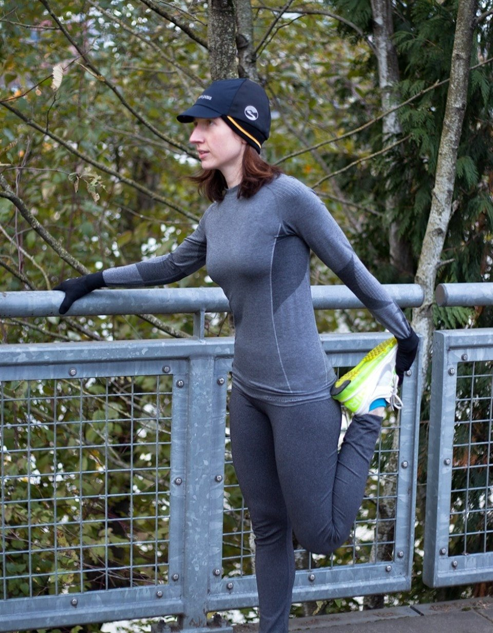 Women's Body-Mapped Baselayer