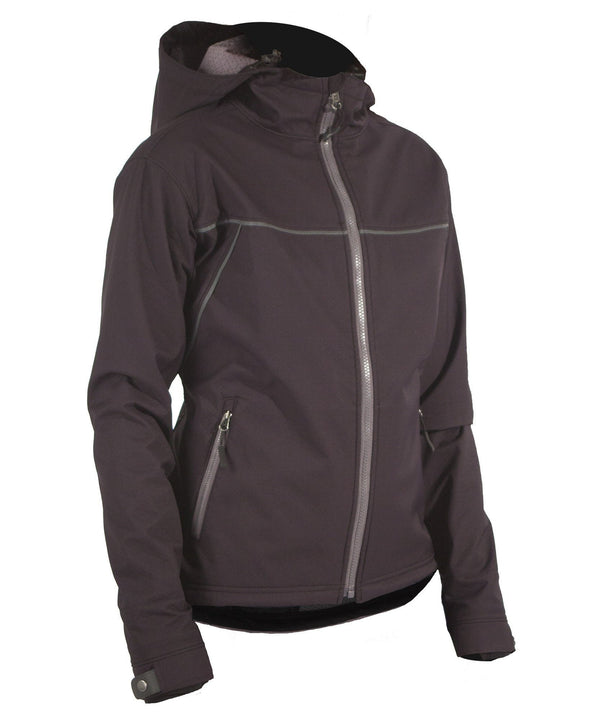 Women/'s Rogue Hoodie Cycling W//P Jacket in chili Pepper Red by Showers Pass