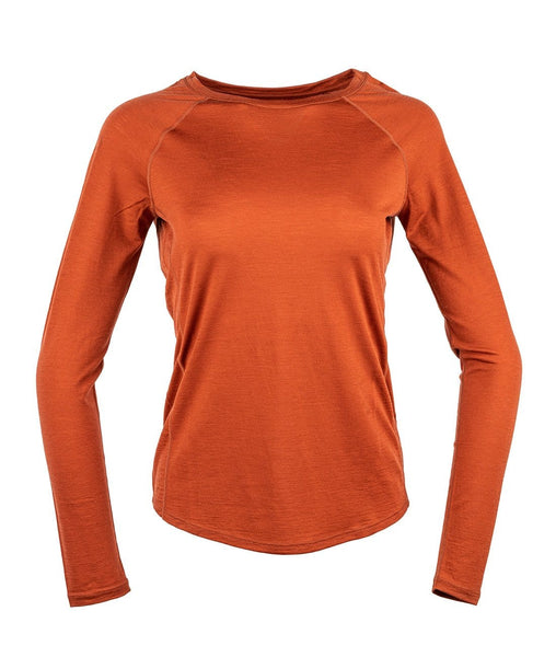 Cressi Voyager Tech Tee Crew Long Sleeve Camiseta Mujer
