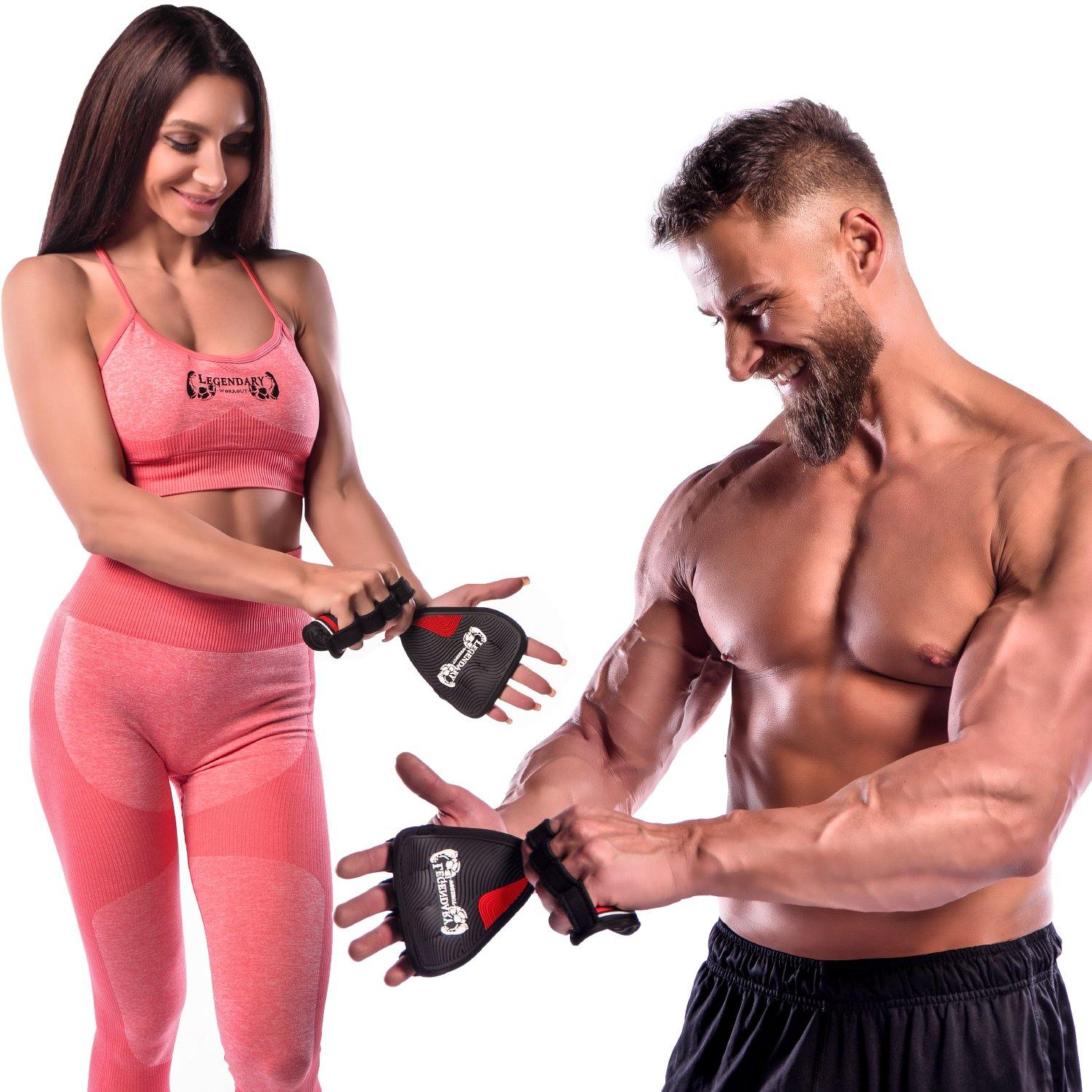 Gym Pads - The Perfect Alternative to Workout Gloves - Legendary Workout