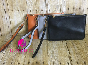 Ladies Leather Party  Clutch
