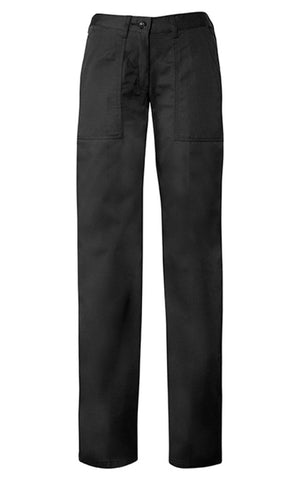 Cuisine D-Kochhose Regular Fit schwarz