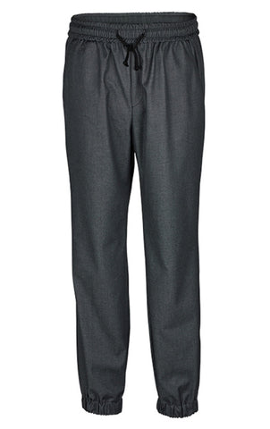 H-Baggyhose Regular Fit anthrazit