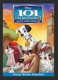 101 Dalmatians II: Patch's London Adventure HDX DMA MA or Vudu Redeem (Ports to Vudu and iTunes)