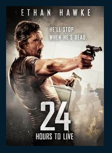 24 Hours to Live HDX UV *Vudu Redeem*