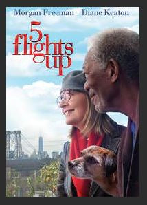 5 Flights Up HDX UV Vudu Redeem (Ports to MoviesAnywhere iTunes Google Play)