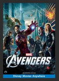 Marvel's The Avengers HDX DMA Vudu or MA Redeem (Ports to Vudu and iTunes)