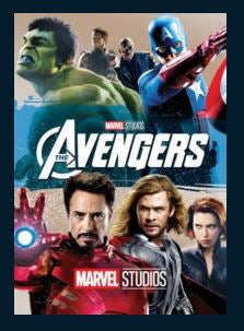 Marvel's The Avengers 4K UHD DMA Vudu or MA Redeem (Ports to Vudu and iTunes) 4K in Vudu Only