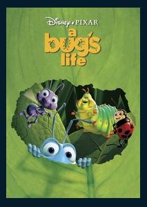 A Bug's Life HDX DMA MA or Vudu Redeem (Ports to Vudu and iTunes)