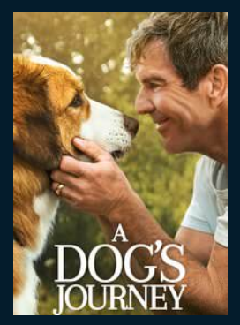 A Dog's Journey HDX Vudu or MA Redeem (Ports to iTunes and Google Play)