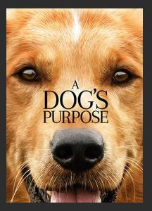 A Dog's Purpose HDX UV *Vudu Redeem*